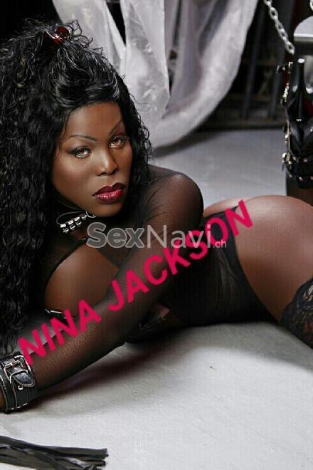 Nina jackson shemale Nina Jackson